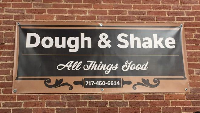 Dough & Shake opened on Thursday, April 12 inside the Lebanon Farmers Market at 35 S. 8th St.