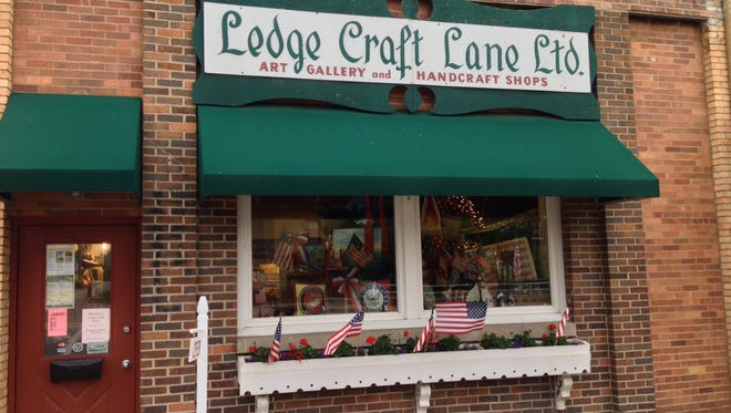 Ledge Craft Lane has leased its home base at 120 S. Bridge St. from the City of Grand Ledge since 1975. Now the group aims to buy the building.