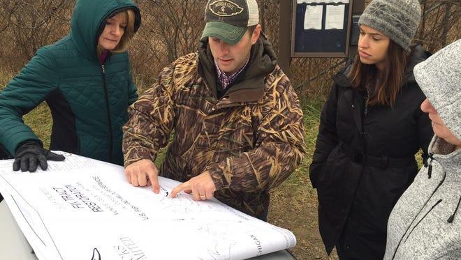 Ducks Unlimited has helped conserve over 71,000 acres of wetlands in Michigan.