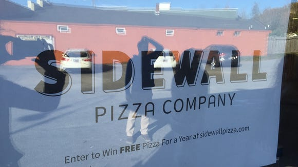 Sidewall Pizza Co. is bringing creative pizzas, salads, ice cream and craft beer to Travelers Rest.