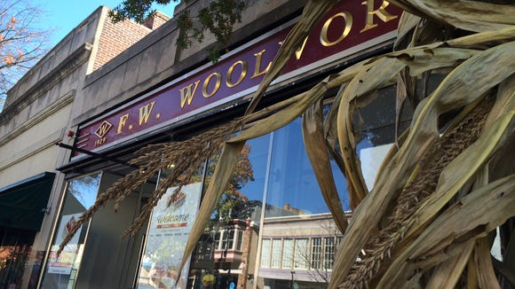 Local Market and Cafe will open on Black Friday in the old Woolworth Building on Haddon Avenue.