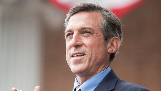 Congressman John Carney, a Democrat who is considered a leading candidate for Delaware governor next year, is recovering after hip surgery at Wilmington Hospital last week.
