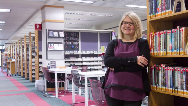 Cindy Mack is the new Brighton District Library director.