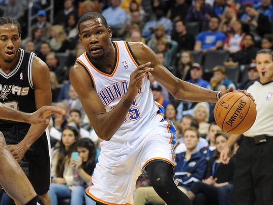2013-11-27 Kevin Durant