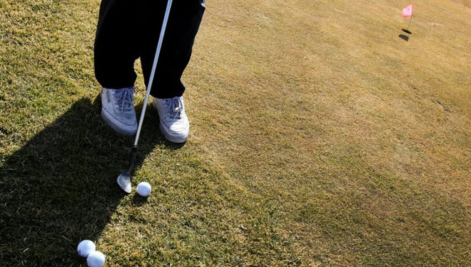 Three golf courses in Milwaukee and Waukesha counties will open on Friday, February 18, as temperatures are expected to rise into the mid-50s.