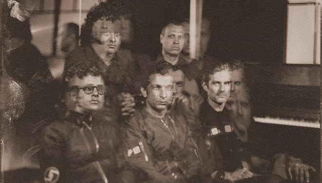 The re-formed At the Drive-In will perform May 6 in El Paso.