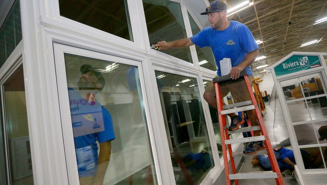 The annual Milwaukee NARI Home Improvement Show starts Thursday at in the Expo Center at State Fair Park.