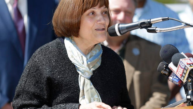 Susan Lloyd is leaving her position as the executive director of the Zilber Family Foundation.