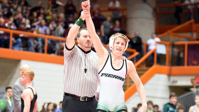 Lincoln Turman is one of three returning state champions for the Governors.