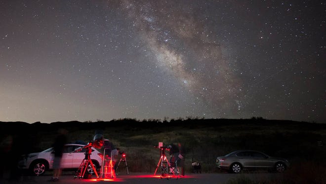 The National Park Service and the Ventura County Astronomical Society will host their annual Winter Star Party from 6-8:30 p.m. Jan. 20 at Paramount Ranch.