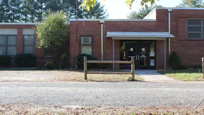 An intruder charged the front entrance of Union Academy, Macon County Schools