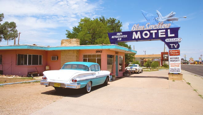 """Route 66, multiple states: Known as America's """"Mother Road,"""" Route 66 is an internationally significant symbol of our nation's romance with the open road."""