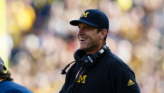 Jim Harbaugh has engineered a quick turnaround in Ann Arbor.