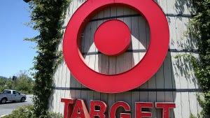 Target store in Novato, California.