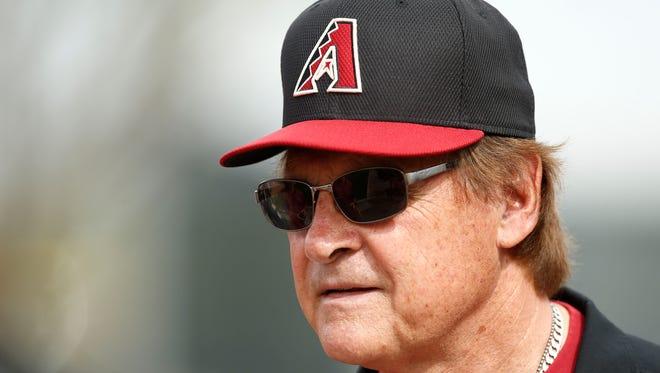 Arizona Diamondbacks Chief Baseball Officer Tony La Russa