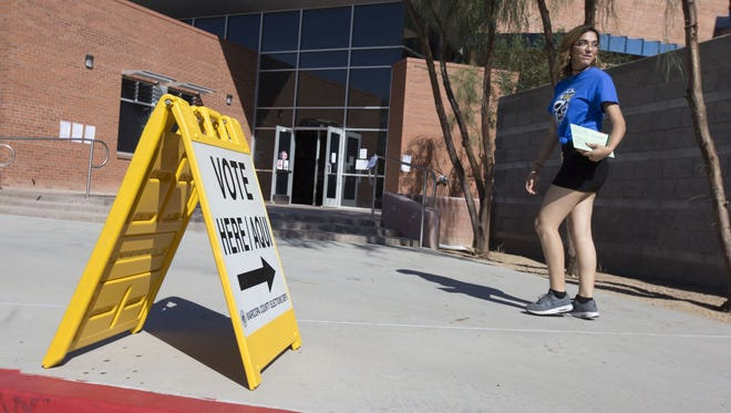 Some Maricopa County voters faced difficulties voting in the 2018 primary -- echoing the foul ups of 2016.