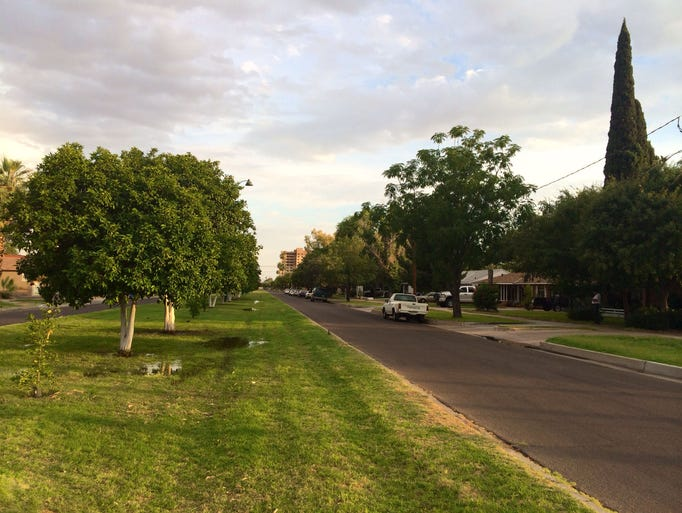 How did East Valley streets get their names? Many street