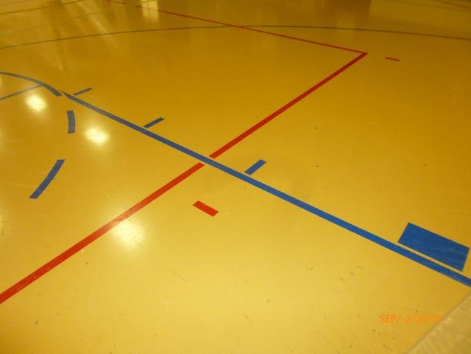 Mercury In School Flooring