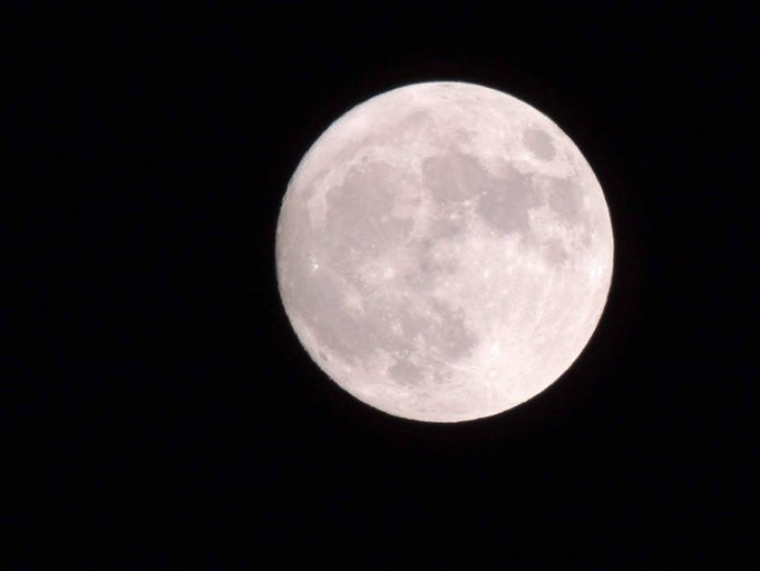Taken with a Nikon coolpix p510 camera from my backyard,