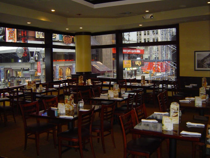 Where To Experience The World 39 S Largest Iconic Restaurants