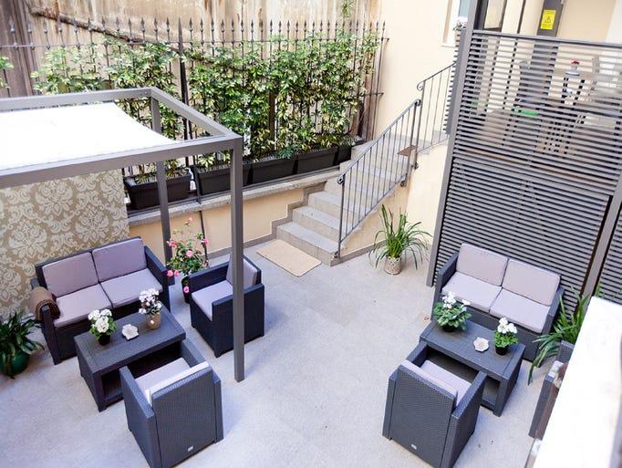 Hotel Quirinale Luxury Rooms