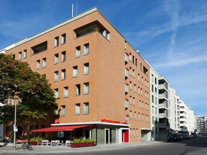 Berlin Flottwell Hotel
