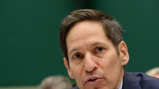 Dr. Thomas Frieden, director of the U.S. Centers for Disease Control and Prevention