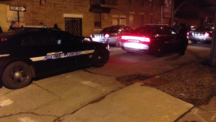 Cleveland Police recovered a 6 year old girl in a stolen