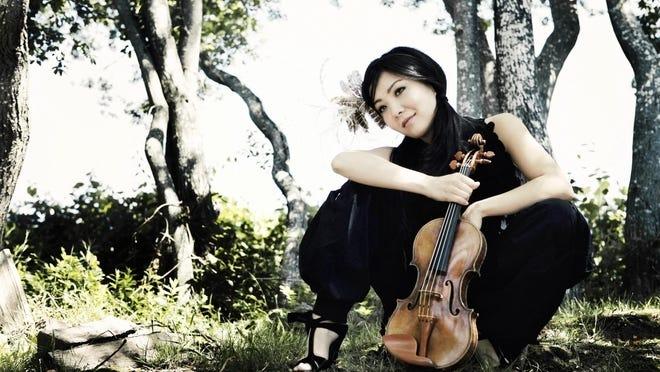 Yi-Jia Susanne Hou, will be the soloist with the Lansing Symphony on Saturday.