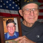 Livonia's Ray honored as Veteran of the Month for December