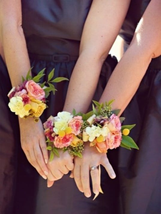 Prom Flower Tips And Trends