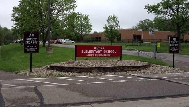Adena Elementary in Butler County's West Chester Township