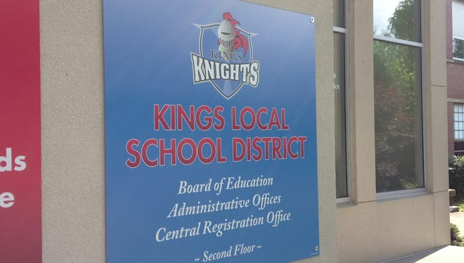 Kings High School officials want students and staff to wear red on Friday.