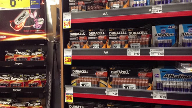 Duracell is among the businesses P&G will likely shed, according to a Reuters report.
