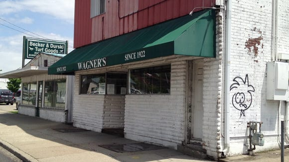 Historic Wagner's Pharmacy, 3113 S. Fourth St., across from Churchill Downs, has stopped filling prescriptions.  The restaurant and store are still  open as usual.