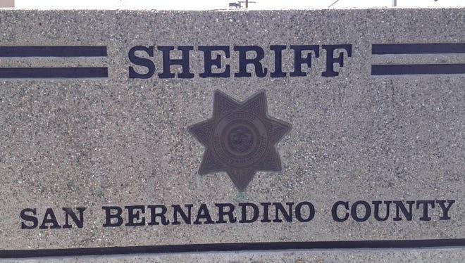 The San Bernardino County Sheriff's Department