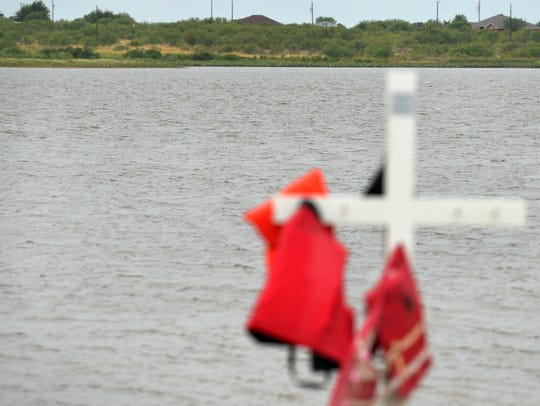 Lake Iowa Park reopened, Monday morning after a man's