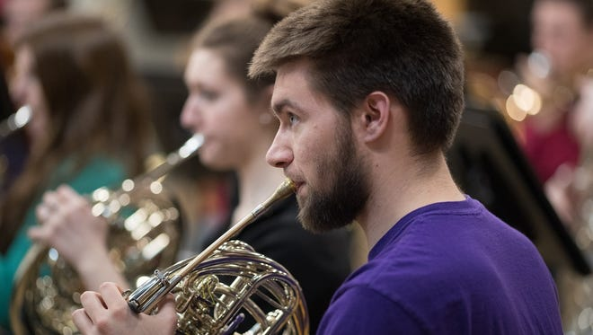 The UWSP Concert Band and Wind Ensemble will perform a joint concert on May 3.