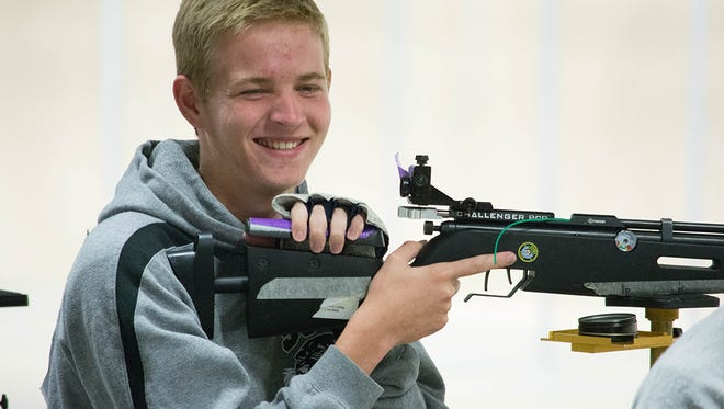 Competitors in the CMP 3P event will also fire in the Junior Olympic Nationals during the week.