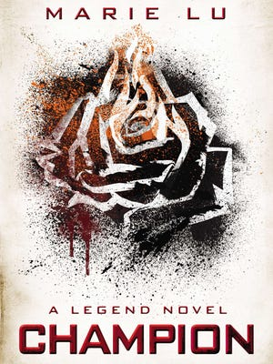 'Champion' is the newest 'Legend' book by Marie Lu.