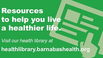 Healthy habits promote long, healthy lives.
