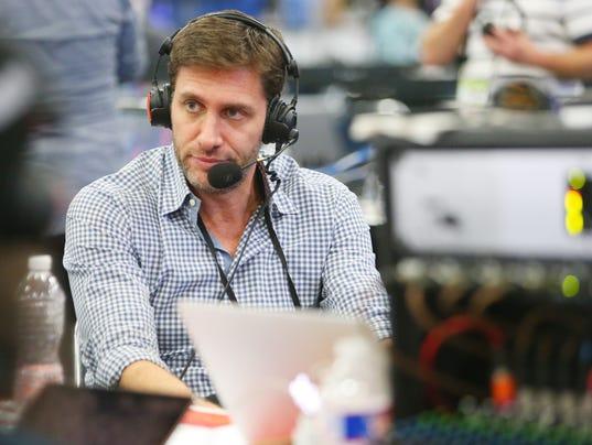 NFL: Super Bowl LI-Radio Row