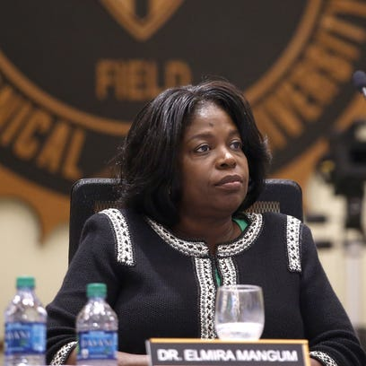 FAMU President Elmira Mangum says she did not violate