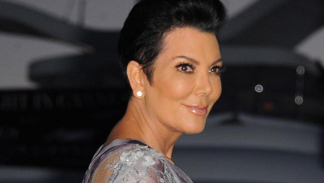 Kris Jenner at MailOnline party.