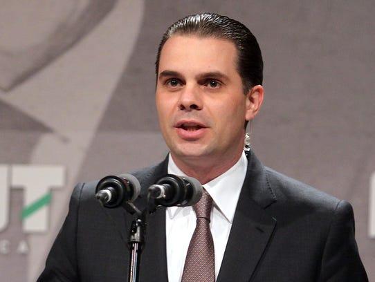 Christian Martinoli, narrador de futbol de TV Azteca