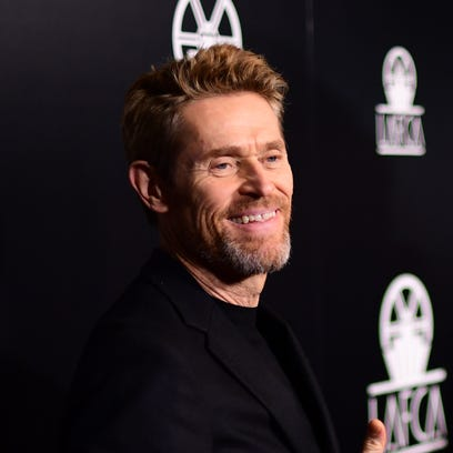 Appleton native Willem Dafoe likely to pick up Oscar nomination Tuesday
