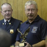 Receiving state honor overwhelms grateful fire chief