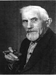 A photo of John Kodanko said to have been taken around 1957.