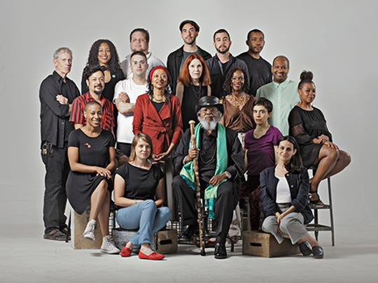 2017 Kresge Artist Fellows