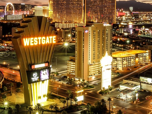 The Westgate Las Vegas Resort and Casino broke into